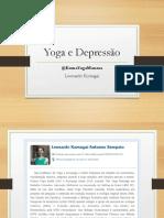 Yoga e Depressão