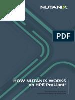 eBook How Nutanix Works on HPE