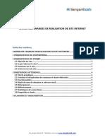 Modele Cahier Des Charges v6