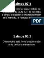 Salmos - 093