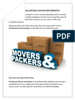 Professional Movers and Packers Benefits-converted