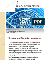 Chapter 3 _ Threats and Countermeasures