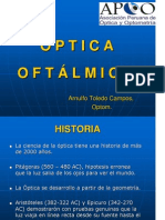 optica oftalmica