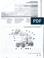 SANY RSC45 First Edition Part Manual