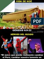 28 LA VIDA DE NOE