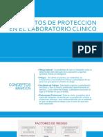Elementos de Proteccion en El Laboratorio Clinico