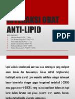 Interaksi Obat Anti Lipid 1
