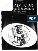 Christmas for Saxophone