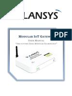 Modular gateway description