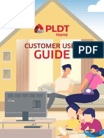 Pldt customer user guide