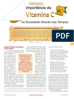 A Importancia Vitamina c
