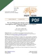 MOTA NETO. Por uma Pedagogia Decolonial na América Latina Convergências entre a Educação Popular e a Investigação-Ação Participativa.pdf