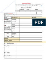 DLP Empty Format 1819