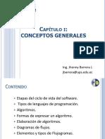 1.1. UPS Conceptos Generales y Algortimos