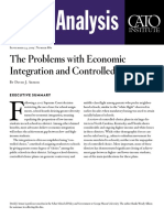 The Problems with Economic Integration and Controlled Choice