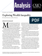 Exploring Wealth Inequality