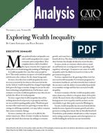 Exploring Wealth Inequality