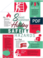 Poster-handout - Details on 8 Common Holiday Hazards