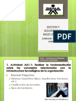ITEMS - Actividades Fase de Analisis