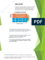 II Unidad Cadena de Valor y Formulacion de Estrategias
