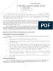 Determine F Factor From GC Analysis
