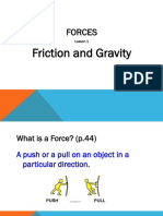 Friction and Gravity.ppt
