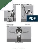 Manual de Sinalização Arbitragem FIBA