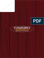 Cardapio Caseiro 2