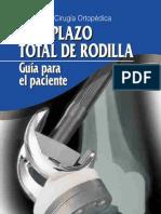 Ana Cristina Instr Reemplazo Rodilla