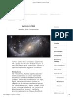 Akasha e Registros Akáshicos _ Doze