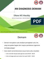 Diagnosis Demam