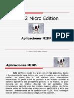 Aplicacion MIDP
