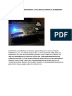 Cómo Descargar y Restaurar El Firmware de Nodemcu v3