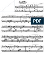 Ave Maria Rombi Piano