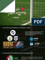 Fútbol Uruguay - Nicestream