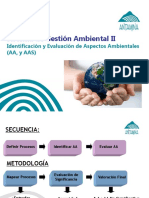2. SGA II (Aspectos Ambientales - Control y Seguimiento).ppt