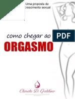 Como chegar ao orgasmo