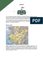 JALISCO Overview
