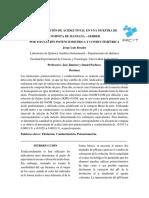 Informe de Conductimetría y Potenciometria