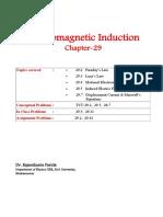 29_Electromagnetic Induction _R K Parida