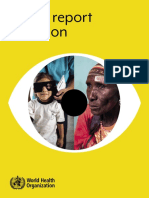 World Report on Vision