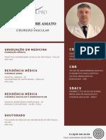 Currículo - Dr. Alexandre Amato