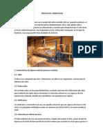 Proceso de Fabricacion Del Vidrio (1)