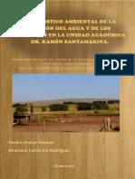 estudio ambiental agua