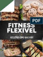 Livro de Receitas Fitness Flexível