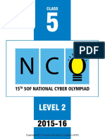Class 5 Nco 1 Year e Book Level 2 16