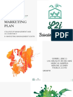 Marketing Plan l2j. 2mms