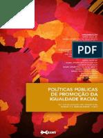 politicas publicas e promoção da igualdade racial