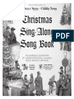 Christmas Sing-along Songbook