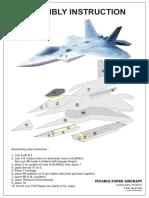 flying paper f22 raptor.pdf